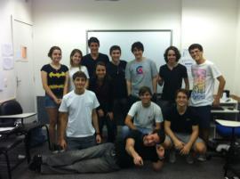 Rio Teaching Classroom